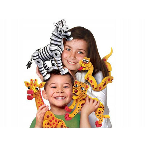 Image of Zoo Blocks For Kids