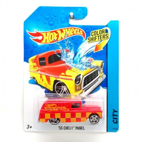 Hot Wheels Color Shifters Chevy Panel--BHR15C