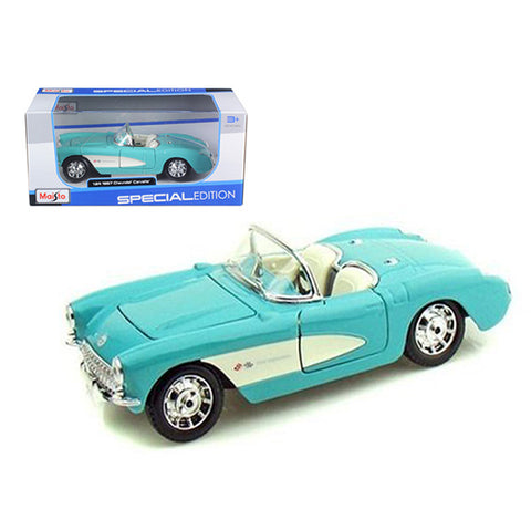 Image of Maisto 1957 Chevy Corvette Convertible