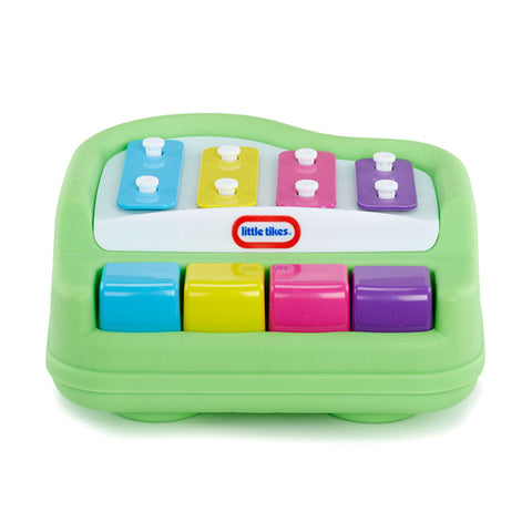 Image of Little Tikes Tap-a-Tune® Piano-Green--642999