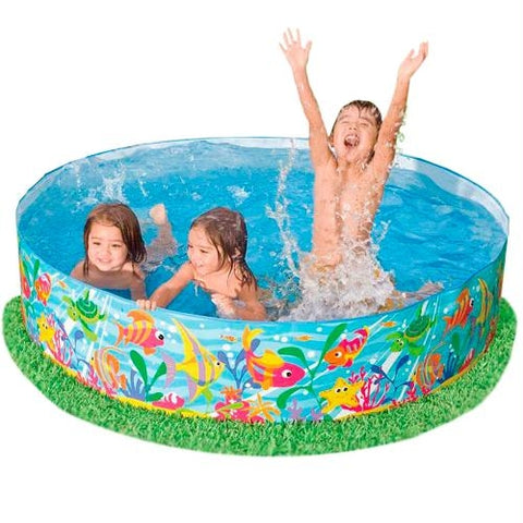 Intex Ocean Play Snap Set Swimming Pool