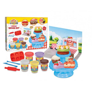 DEDE Art Craft CupCake Dough-3273