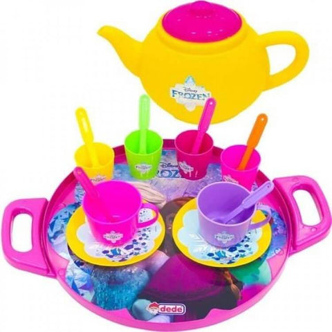 Dede Frozen Tray Tea Set