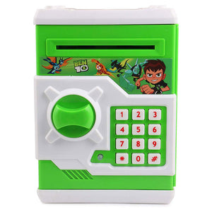 ATM Money Box - Ben 10