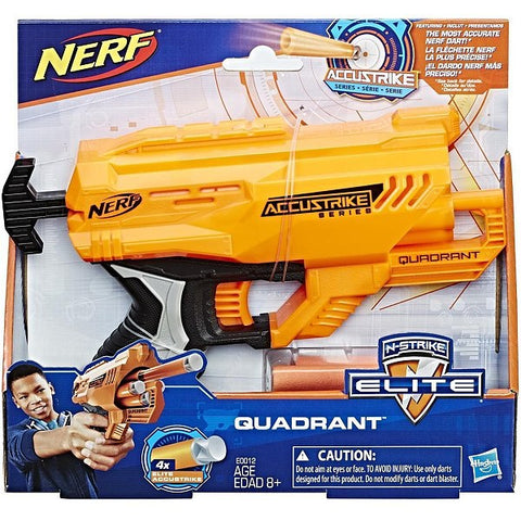 Image of Hasbro Nerf N-Strike Elite Quadrant