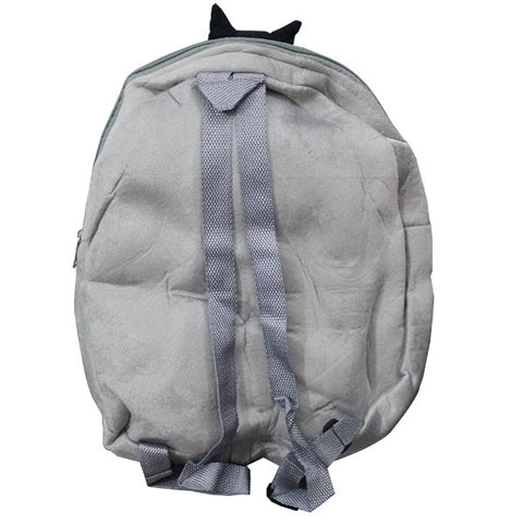 Image of Stuff School Bag with Batman Man Figure