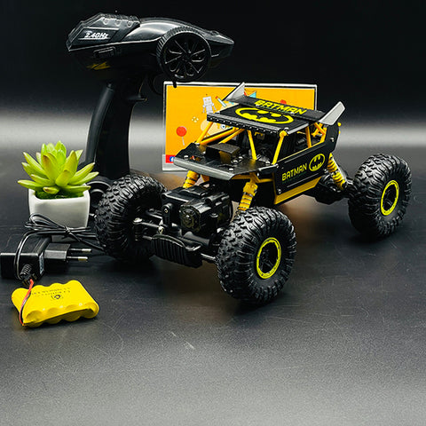 Rc Metal Body Rock Crawler Monster Truck - TZP1