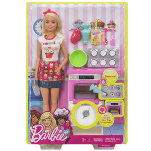 Barbie Baking Playset