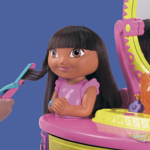 Fisher-Price Dora's Let's Get Ready Vanity