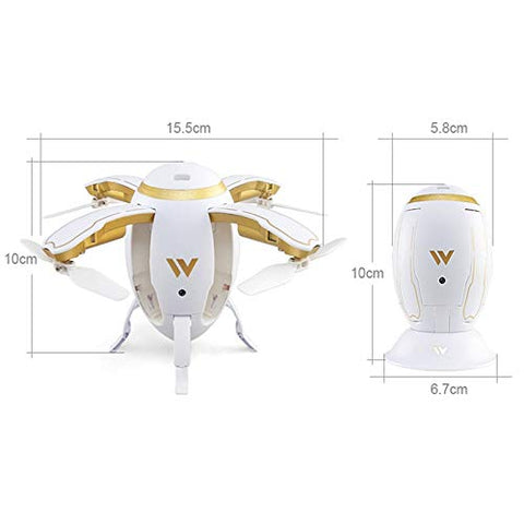 WIFI W5 Flying Egg Drone