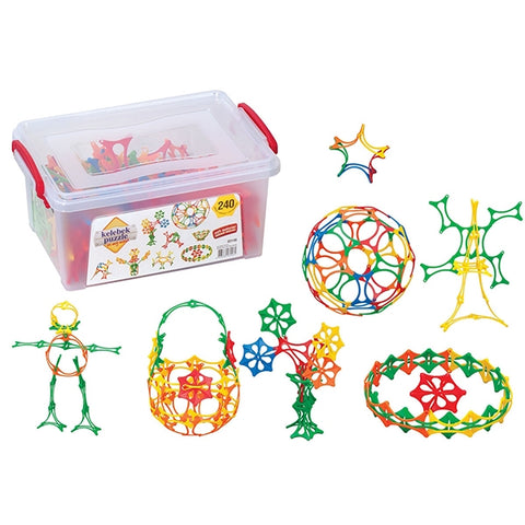 DEDE BUTTERFLY PUZZLE SMALL BOX 240 PCS-3146