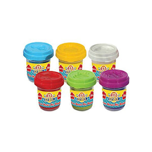 Dede - Art Craft Talented Hands Dough Set 17 Pieces, 336 g