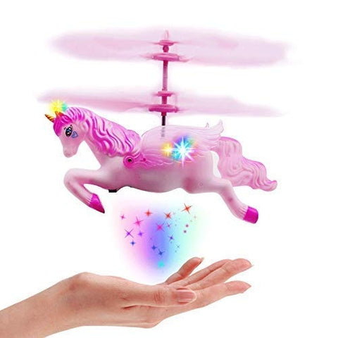 Image of Infrared Induction Unicorn Flying Pony