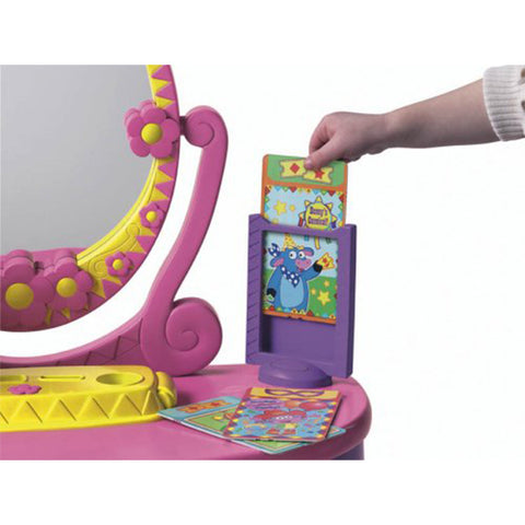 Image of Fisher-Price Dora's Let's Get Ready Vanity