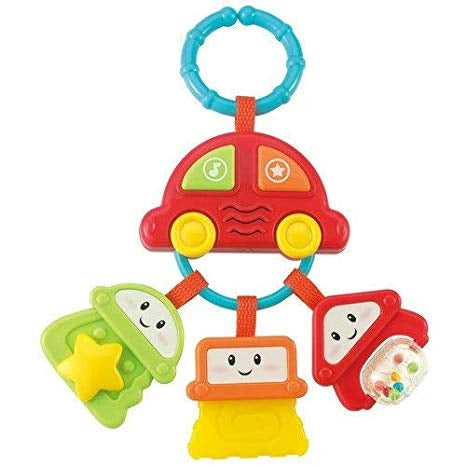 Image of Winfun Musical Keychain Rattle-0628