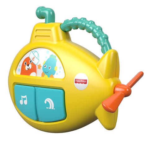 Fisher-Price On-the-Go Musical Submarine