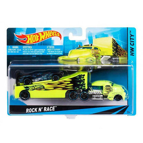 Image of Hot Wheels Long-Distance Truck-BDW51