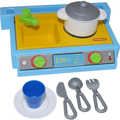 Mini Kitchen Set