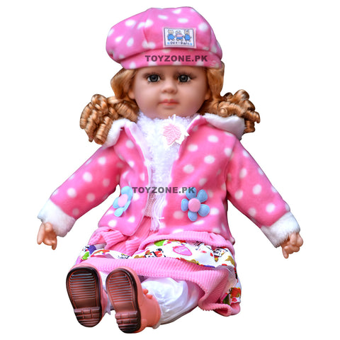 Image of Pink Perfume Doll 1