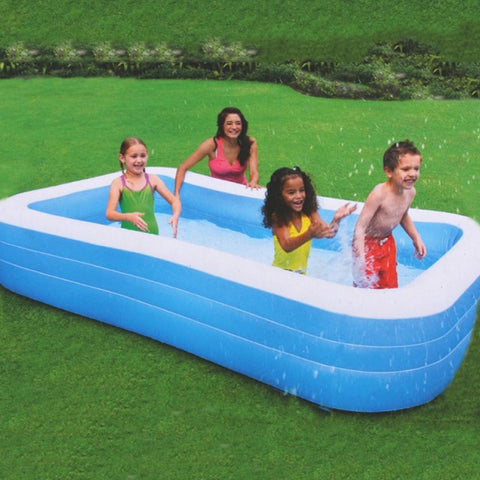 Image of Intex Large Swim Centre Family Pool-58484