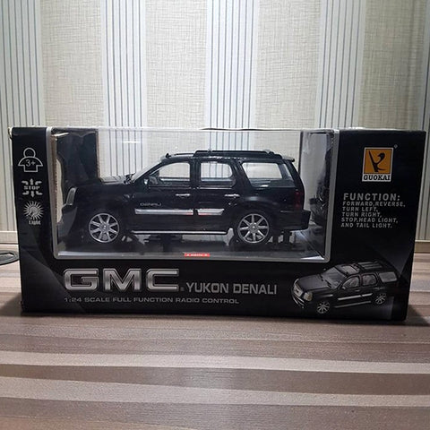 GMC Radio Remote Control SUV 1:24 Model Car-866-2402