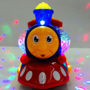 Electronic Light Train