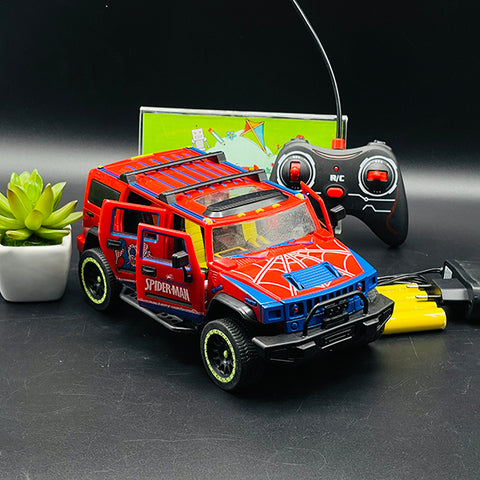 Rc Action Jeep 1:16 Scale - TZP1