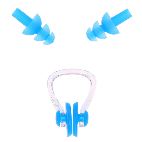 Image of Intex Ear Plugs & Nose Clip Set