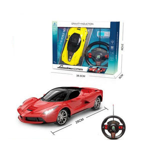 RC Ferrari Racing Car