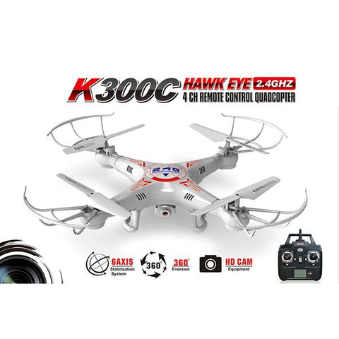Image of K300C Camera Drone With Altitude Hold-K300C