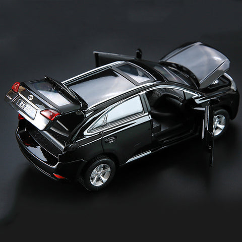 Image of Metal Body Lexus RX350 SUV