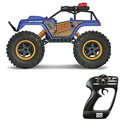 Image of Maisto R/C Rock Crawler 3XL Blue