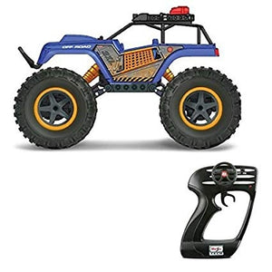 Maisto R/C Rock Crawler 3XL Blue