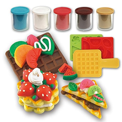 Waffle Color Clay