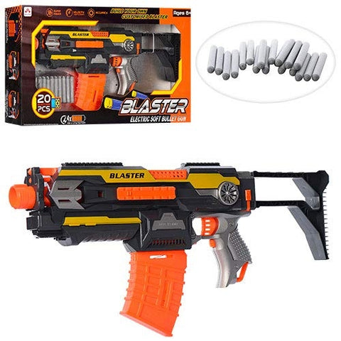 Image of Electric Blaster Soft Bullet Nerf Gun-SB409