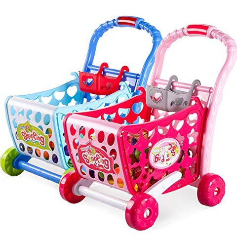 Kids Shopping 3in1 Cart