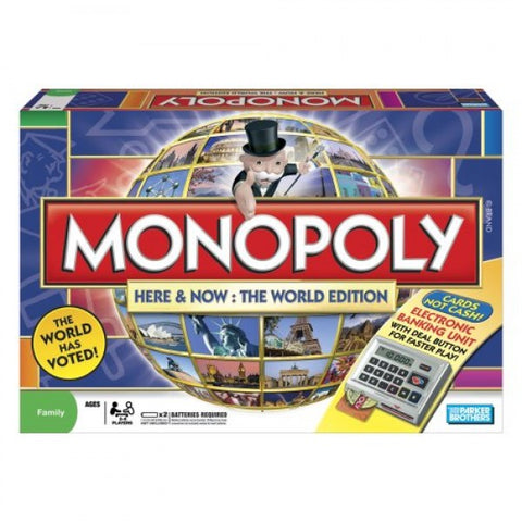 Electric Monopoly Game