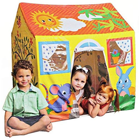 Image of Kids Play Tent House - Hut in Jungle