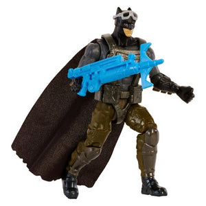 Justice League Bat Man Action Figure with Power Slingers