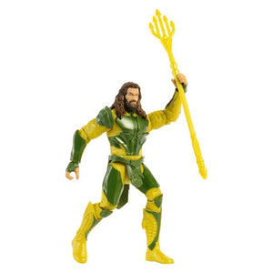 Justice league Aquaman figure with Power Slingers