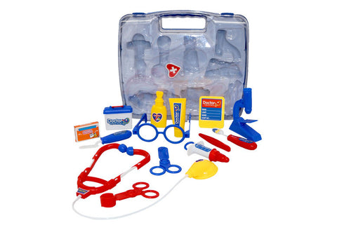 Kids Doctor Nurse Medical Carry Case
