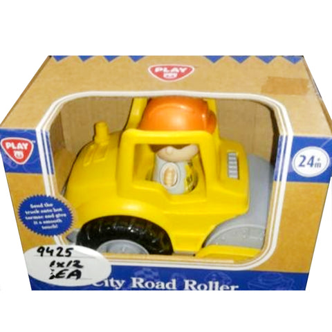 Playgo | Mini Road Roller