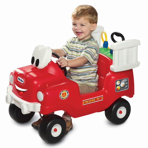Little Tikes Spray & Rescue Fire Truck-616129