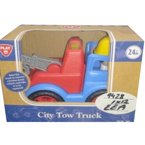 Playgo | Mini Tow Truck