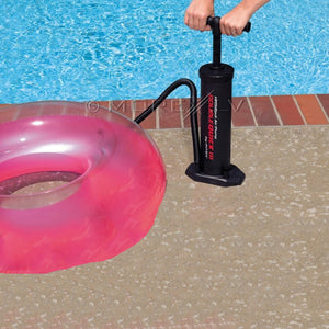 Intex Double Quick Air Inflation Pump Pool