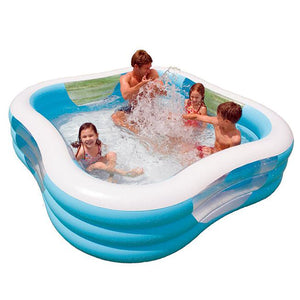 Intex Inflatable | Beach Wave Swimming Pool-57495