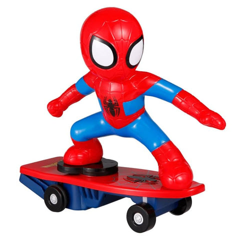 Image of Spiderman Happy Rc Scooter