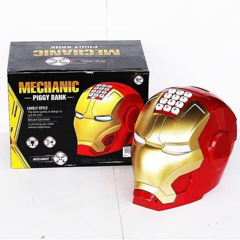 Iron Man ATM Machine