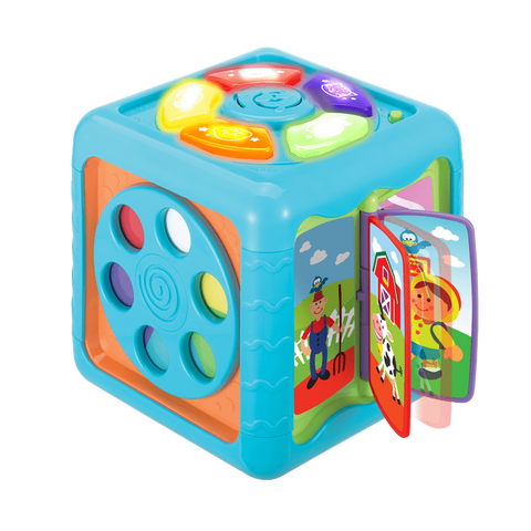Image of Winfun Side To Side Discovery Cube