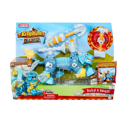 Image of Little Tikes Kingdom Builders Build A Beast